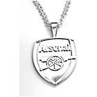 more details on Silver Plated Arsenal Pendant and Chain.