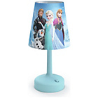 more details on Philips Disney Frozen Table Lamp - Blue.