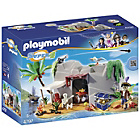 more details on Playmobil 4797 Super 4 Pirate Cave.