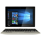 more details on Toshiba Satellite Click 10.1 Inch 2GB 32GB Detachable Laptop