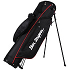 more details on Ben Sayers Golf 6 Stand Bag - Black/Red.