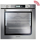more details on Hoover Wizard HOA03VXW Wi-Fi Built-in Single Oven.