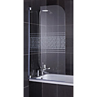 more details on Half Framed Radius Text Shower Screen.