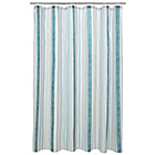 more details on Heart Of House Alcott Shower Curtain - Blue.
