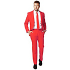 more details on Red Devil Suit - Size UK40.