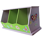 more details on Liberty House Toys Fairy 3 Bin Storage Unit.