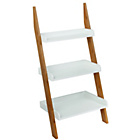 more details on Two Tone 3 Tier Ladder Shelf Unit.