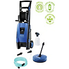 more details on Nilfisk Powergrip 130 Pressure Washer/Patio Cleaner - 1800W.