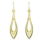 more details on 9ct Bonded Gold Drop Earrings.
