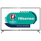 more details on Hisense 58 inch 4K UHD LED 3D Smart TV with Wi-Fi - Silver.