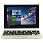 more details on Toshiba 8.9 inch Atom 2GB 32GB 2 in 1 - Silver.