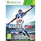 more details on Madden NFL 16 Xbox 360 Pre-order Game.