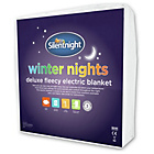 more details on Silentnight Fleece Heated Underblanket - Double.