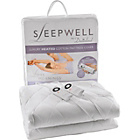 more details on Sleepwell Intelliheat Luxury Mattress Cover - Superking.
