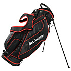 more details on Ben Sayers Golf 14 Way Deluxe Stand Bag - Black/Red.
