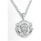 more details on Silver Plated Man Utd Pendant and Chain.