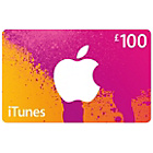 more details on £100 iTunes Gift Card.