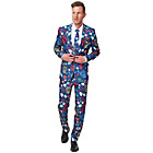 more details on Suitmeister Casino Slot Machine Suit Size M