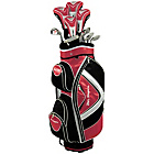 more details on Ben Sayers Golf Mens Package Set - Red.
