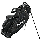 more details on Ben Sayers Golf 14 Way Deluxe Stand Bag - Black/Silver.
