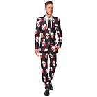 more details on Suitmeister Skulls Suit Size L