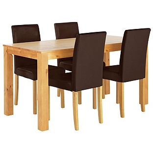 dining table 4 black chairs newton oak stain dining table 4 cream
