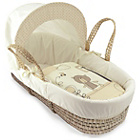 more details on Kinder Valley Teddy in the Park Moses Basket.