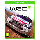 more details on WRC 5 - Xbox One.