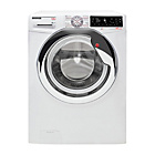 more details on Hoover Wizard DWL413AIW3 13KG Wi-Fi Washing Machine - Exp.