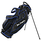 more details on Ben Sayers Golf 14 Way Deluxe Stand Bag - Black/Blue.