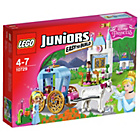 more details on LEGO Juniors Disney Princess Cinderella's Carriage Playset.