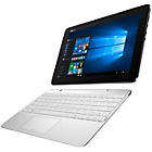more details on Asus 10.1 inch T100HA Atom 2GB 64GB 2 in 1 Laptop - White.