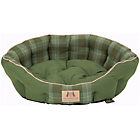 more details on Scruffs Kennel Club Extra Large Dog Donut Bed - Olive.