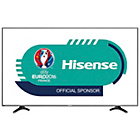 more details on Hisense 40 inch 4K UHD LED Smart TV with Wi-Fi - Silver.
