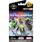 more details on Disney Infinity 3.0 Speedway Toy Box Pre-order.
