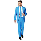 more details on Opposuit Blue Steel Suit Chest 40