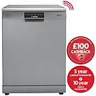 more details on Hoover Wizard DYM762TX Wi-Fi Dishwasher - Exp.