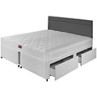 more details on Airsprung Fairford Memory Superking 4 Drw Divan Bed.