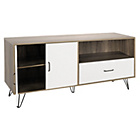 more details on Hygena Ivy 2 Door 1 Drawer Large Sideboard on Wire Legs.