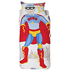 more details on Superhero Children's Bedding Set - Single.