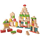 more details on EverEarth Wooden Building Blocks - 50 Pieces.