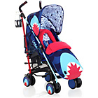 more details on Cosatto Supa Stroller - Big Fish.