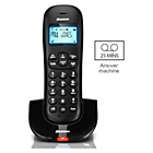 more details on Binatone Vesta Cordless Telephone with Answer Machine-Single