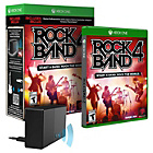 more details on Rock Band 4 Xbox One, Amp and Adaptor Game.