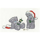 more details on Me to You Christmas Crackers Cross Stitch Kit.