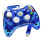 more details on Xbox 360 Rock Candy Controller - Blue.