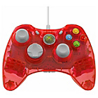 more details on Xbox 360 Rock Candy Controller - Red.