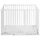 more details on BabyDan Square Metal Playpen - White.