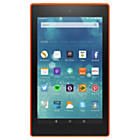 more details on Amazon Fire HD 8 inch 8GB Tablet - Tangerine.