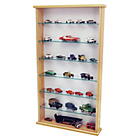 more details on 6 Shelf Wall Mountable Display Unit - Beech Effect.